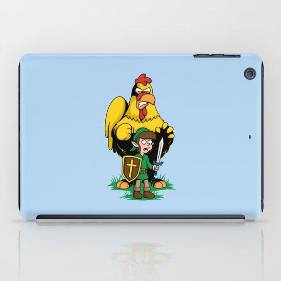 The Legend of Ernie (light background) iPad Case
