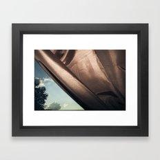 Kitchen Window Framed Art Print
