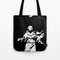 Holy Guns Tote Bag