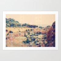 Weebles Wobble Art Print