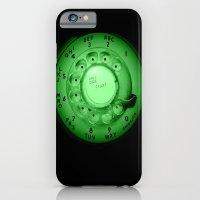 The dialer dials green iPhone 6 Slim Case