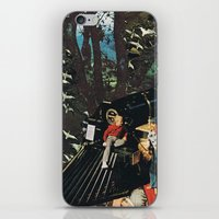 Alerta Station iPhone & iPod Skin