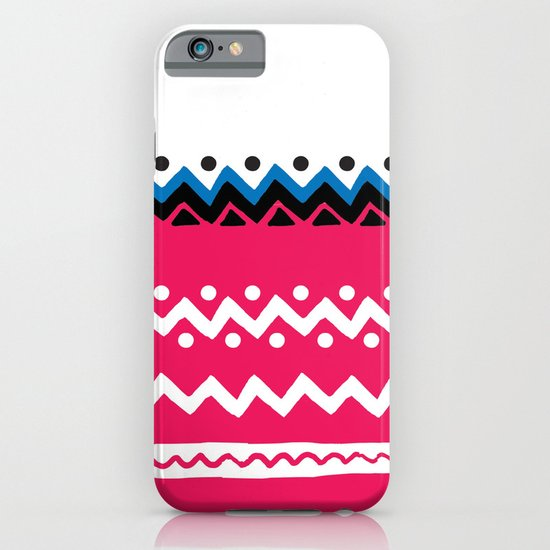 Polygons shape iPhone & iPod Case