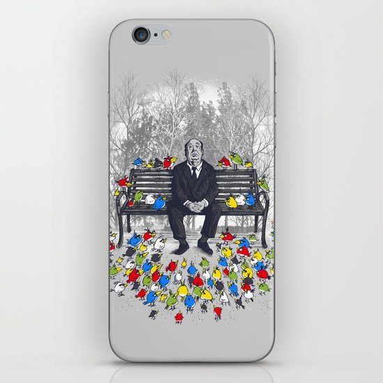 Them Birds iPhone & iPod Skin
