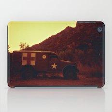 M*A*S*H Truck #02 iPad Case