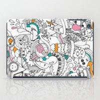 My Happy Doodle iPad Case