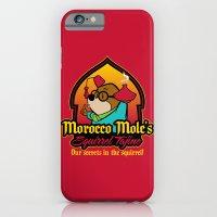 iPhone & iPod Case featuring Squirrel Tajine by Grady