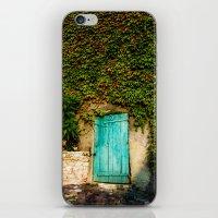 Secret Doors iPhone & iPod Skin