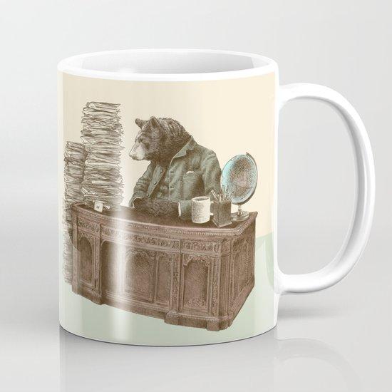 Bearocrat Mug
