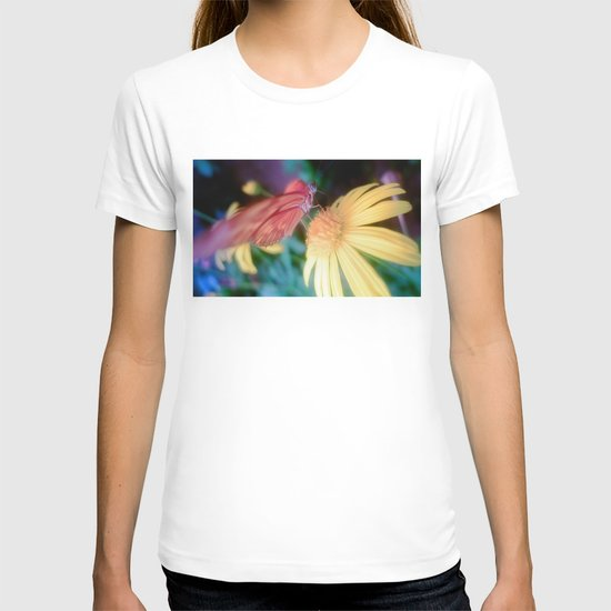 hungry butterfly T-shirt