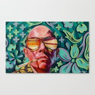 Canvas Print featuring Bad Trip by Jared Yamahata