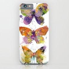 3 farfalle iPhone 6 Slim Case