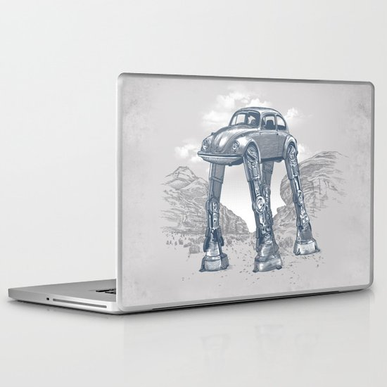 Star Warsvergnugen Laptop & iPad Skin
