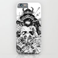 iPhone & iPod Case featuring Legendary by Kerby Rosanes