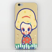 Melody iPhone & iPod Skin