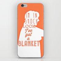 Shock iPhone & iPod Skin