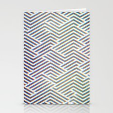 3D Labyrinth Stationery Cards