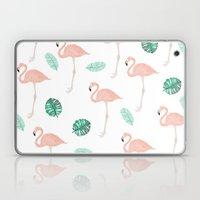 Hand Painted Pastel  Pin… Laptop & iPad Skin
