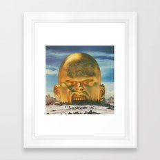 EASY LIFE (everyday 02.2… Framed Art Print