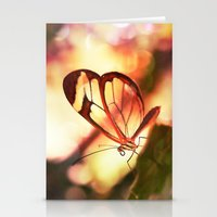 Butterfly 01 Stationery Cards