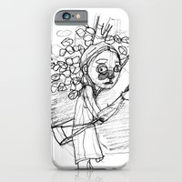 iPhone & iPod Case featuring Swing by When the robins came