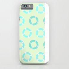 RING FLOAT PATTERN Slim Case iPhone 6s