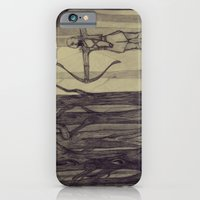 iPhone & iPod Case featuring Legolas LOTR - the noisy silence of woods by Blanca MonQnill Sole
