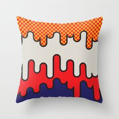 Lichtenstein Throw Pillow