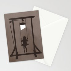 Swing Blade Stationery Cards