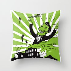 Soultaker Throw Pillow
