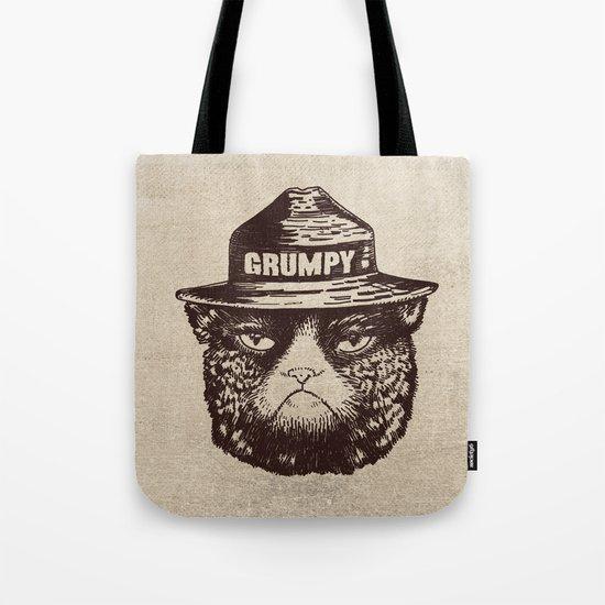 Grumpy PSA Tote Bag