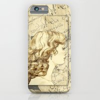 iPhone & iPod Case featuring Paris Dreams by KarenHarveyCox