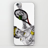 Tennis Federer iPhone & iPod Skin