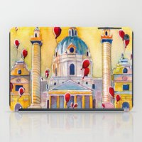 Vienna, Famous Karlskirc… iPad Case