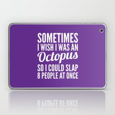 Sometimes I Wish I Was A… Laptop & iPad Skin