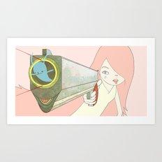 BIG BANG ♥ Art Print