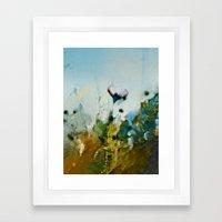 Blast Framed Art Print