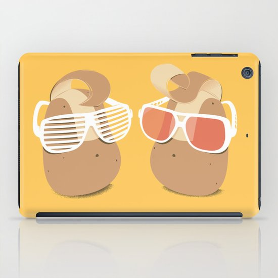 Cool Potatoes iPad Case