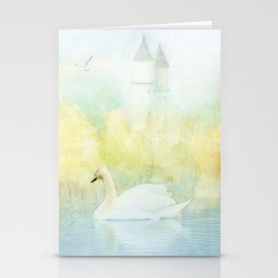 Mystical Dance Stationery Card