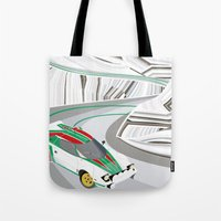Stratos (Without Text) Tote Bag