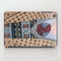 Pattern Dapperness iPad Case