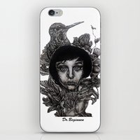 Nature By Davy Wong iPhone & iPod Skin