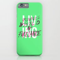 iPhone & iPod Case featuring Living Young & Wild & Fr… by CaliDoso
