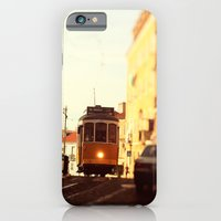Lisbon tram iPhone 6 Slim Case