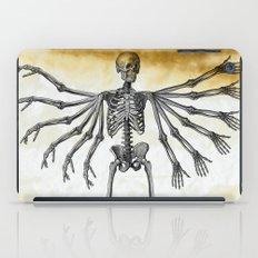 12 arms to hug you iPad Case