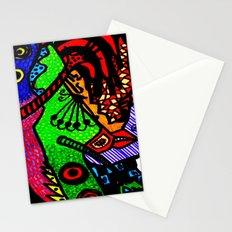 Lizard Princess Stationery Cards
