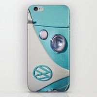 Classic VW Camper iPhone & iPod Skin