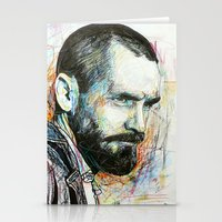 Charles Manson Stationery Cards