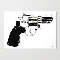 Gun #27 Canvas Print