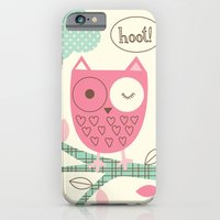 Hooty Owl iPhone 6 Slim Case